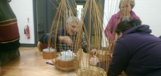 Basket Making Rossinver