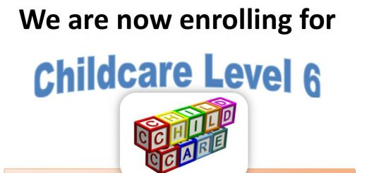 Childcare Course Rossinver