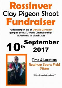 Clay Pigeon Shoot Rossinver