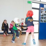 Children's Activities in Rossinver Community Centre
