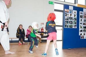 Children's Activities in Rossinver Community Centre