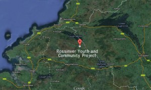 How to get to Rossinver Community centre